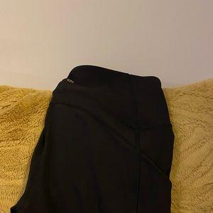Lululemon Mesh side leggings